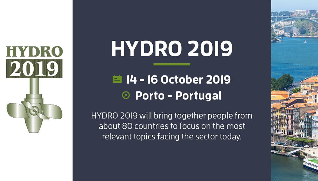 Meet API® at Hydro2019 - 14.10.19