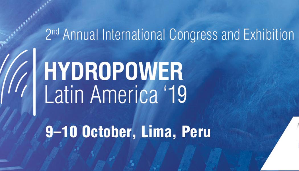 Meet  API® at Hidroenergía  2019 - 09.10.19