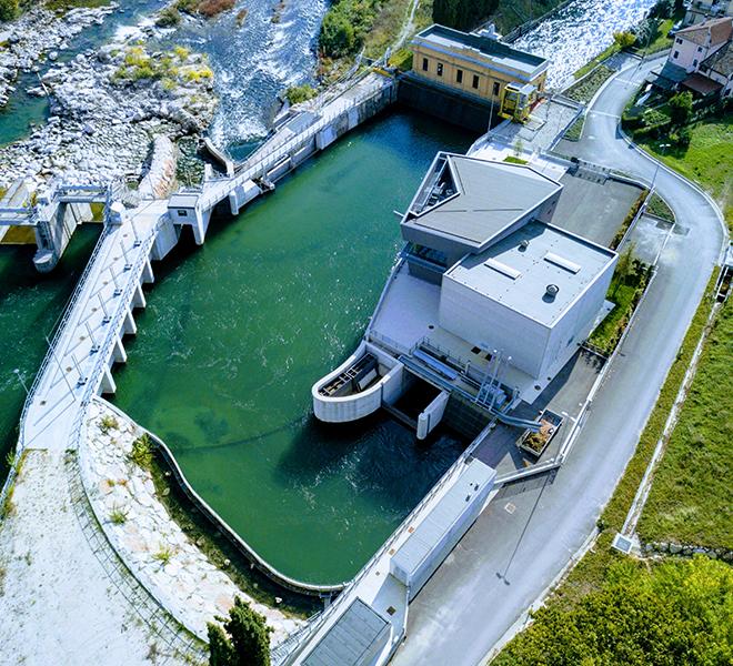 Hidroeléctrico